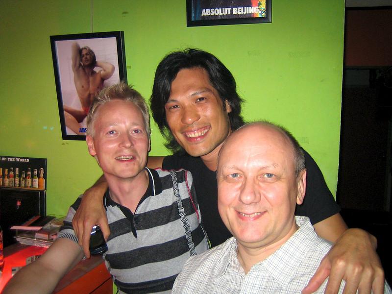 Shanghai Studio - July 2007