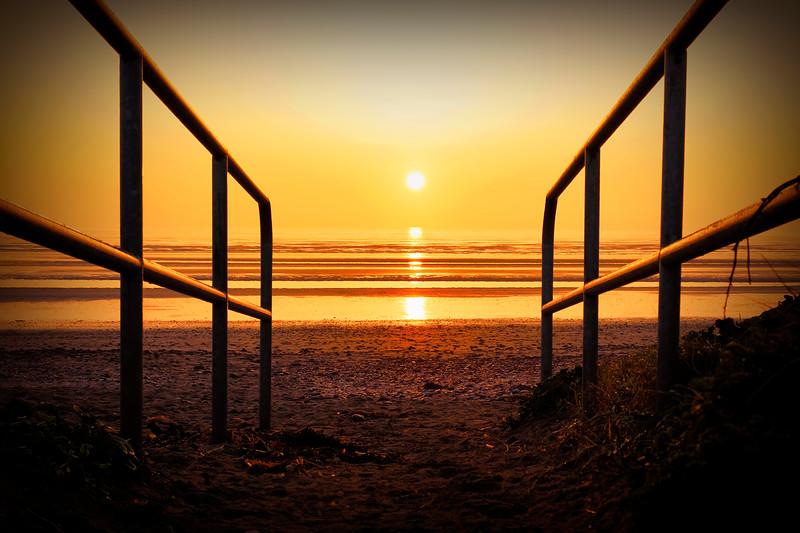 Port Beach Sunrise