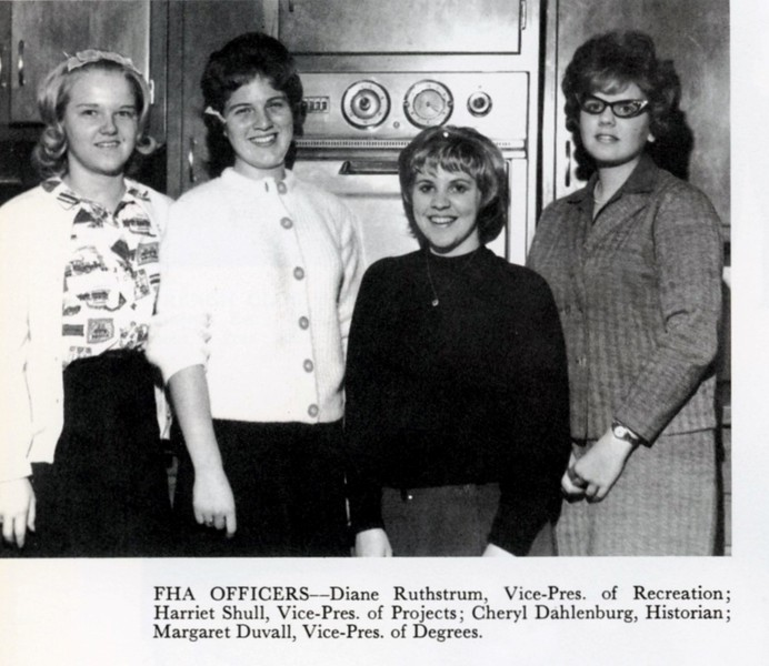 FHA Officers