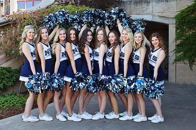 Edmond North Varsity Pom