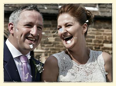 Martin & Katie Wedding Day