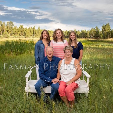 The Thompson Family 2019