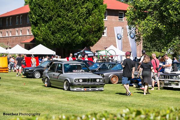 BMW E30 Picnic 2017