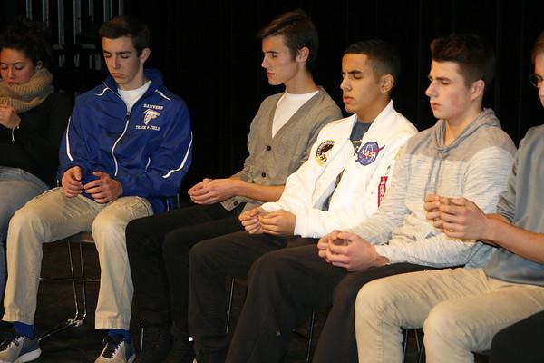 Danvers High School... December 13, 2016