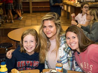 Big Brother Big Sister Breakfast 9-23-16