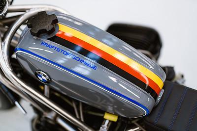 Kraftstoffschmiede's 'Hercules' BMW R850R Sprint Racer