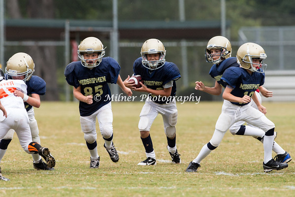 #3 Hokies vs Midshipmen