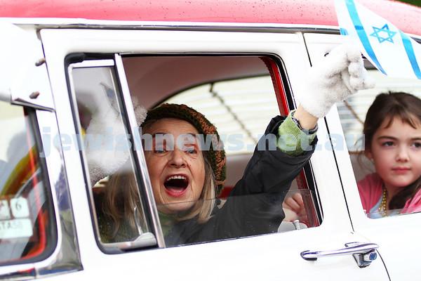 Lag B'omer parade 2011