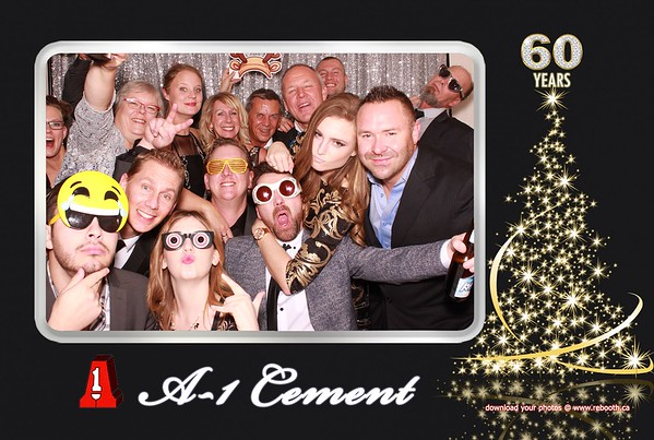 A1 Cement 60th Anniversary