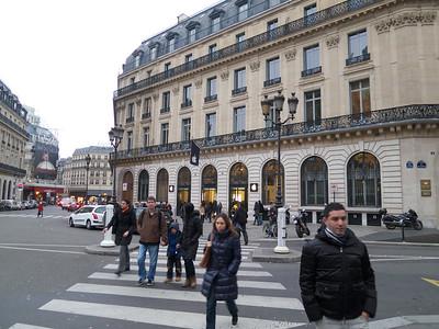 Paris 2013 Tidbits
