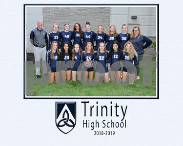 Trinity Fall Volleyball 2018