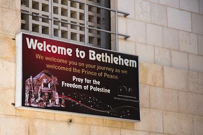 Bethlehem - Around Town