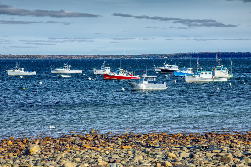 Lobster boats, Lincolville Me..jpg