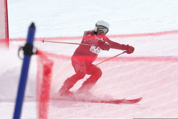 Antique Ski Race at S6, 2014