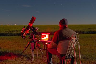 Testing CCD Cameras