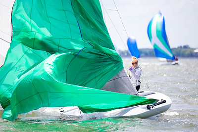 E Scow Nationals 2017 Day 01