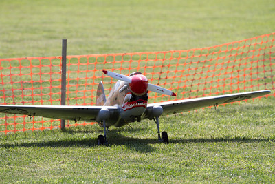Hadley RC Airplane Fly In