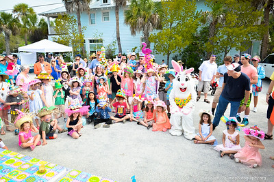 Easter on Pine Avenue 2016