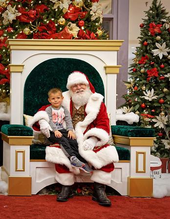 Santa's Arrival - Nov 22, 2019