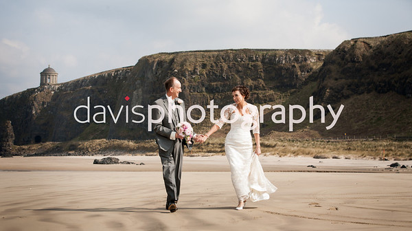 Joanne & David Galgorm Manor Four Seasons Wedding Photography