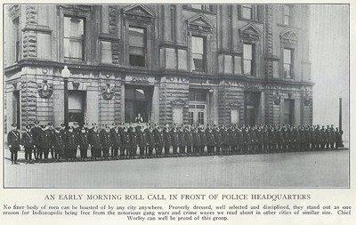 Morning Roll Call - 1929