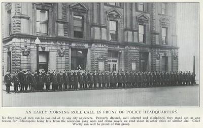 Morning Roll Call - 1929
