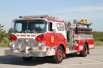 Long Island NY Antique Fire apparatus photo shoot 2016