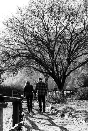 Jackie and Preston (Engagement Photography) @ Hidden Villa, Los Altos, California