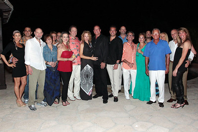 Michael Marco's 60th Birthday Party - Grand Isle Resort, Exuma, Bahamas