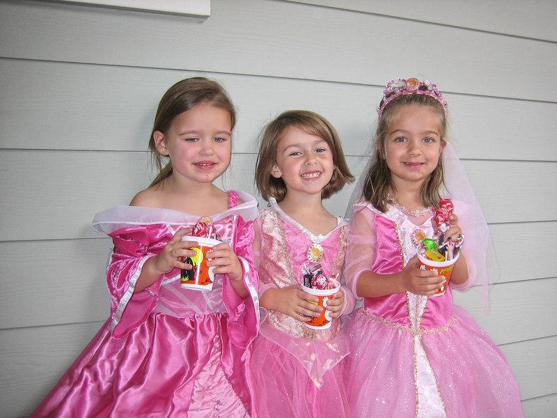 The 3 Princesses.