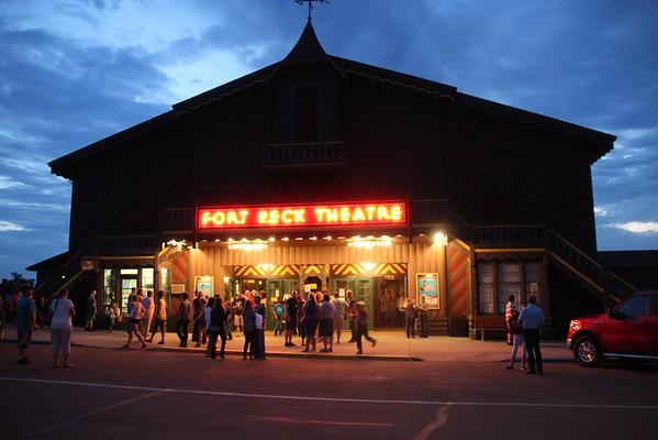 Fort Peck Theatre