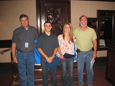 MSA Scholarship Award 2011