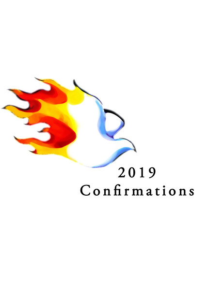 2019 Confirmations