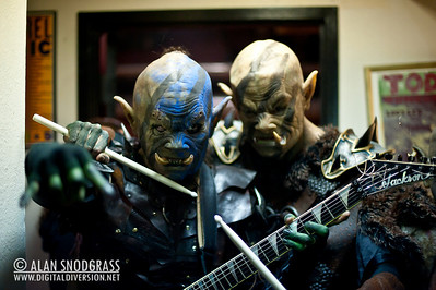 A Band Of Orcs 1-8-2011