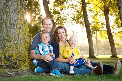 The Berg Family Mini-Session
