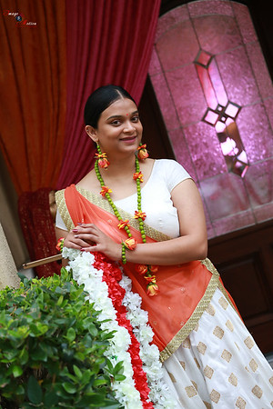 TANISHA'S PITHI CEREMONY
