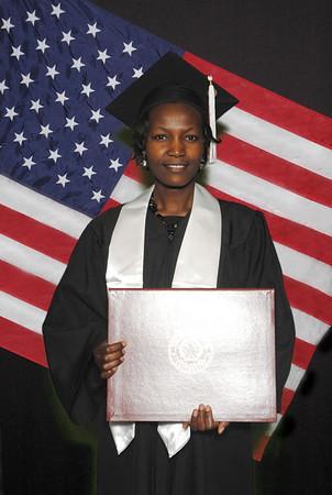 12.14 Agnes's Graduation