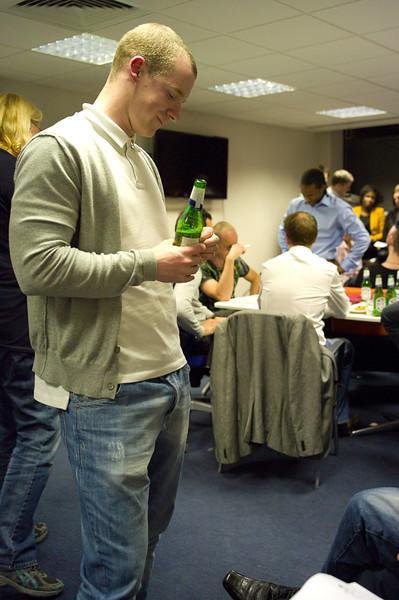 London Xmas Party 2011