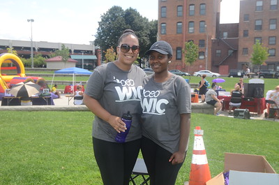 PHOTOS from Wellness with WIC event