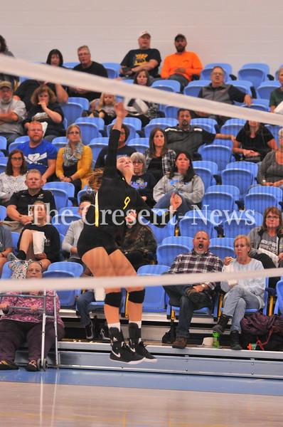 09-10-18 Sports Pettisvile @ Ayersville volleyball