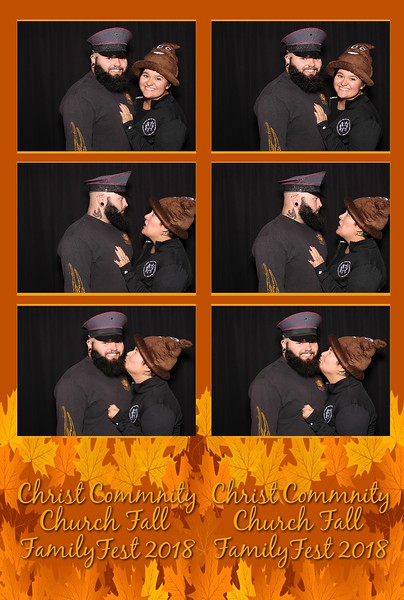 Christ Community Church Fall Family Fest (10/26/18)