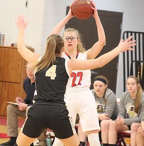 Highland vs Potosi/Cassville Girls Basketball 2-21-20