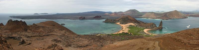 Island Bartolome, Galapagos
