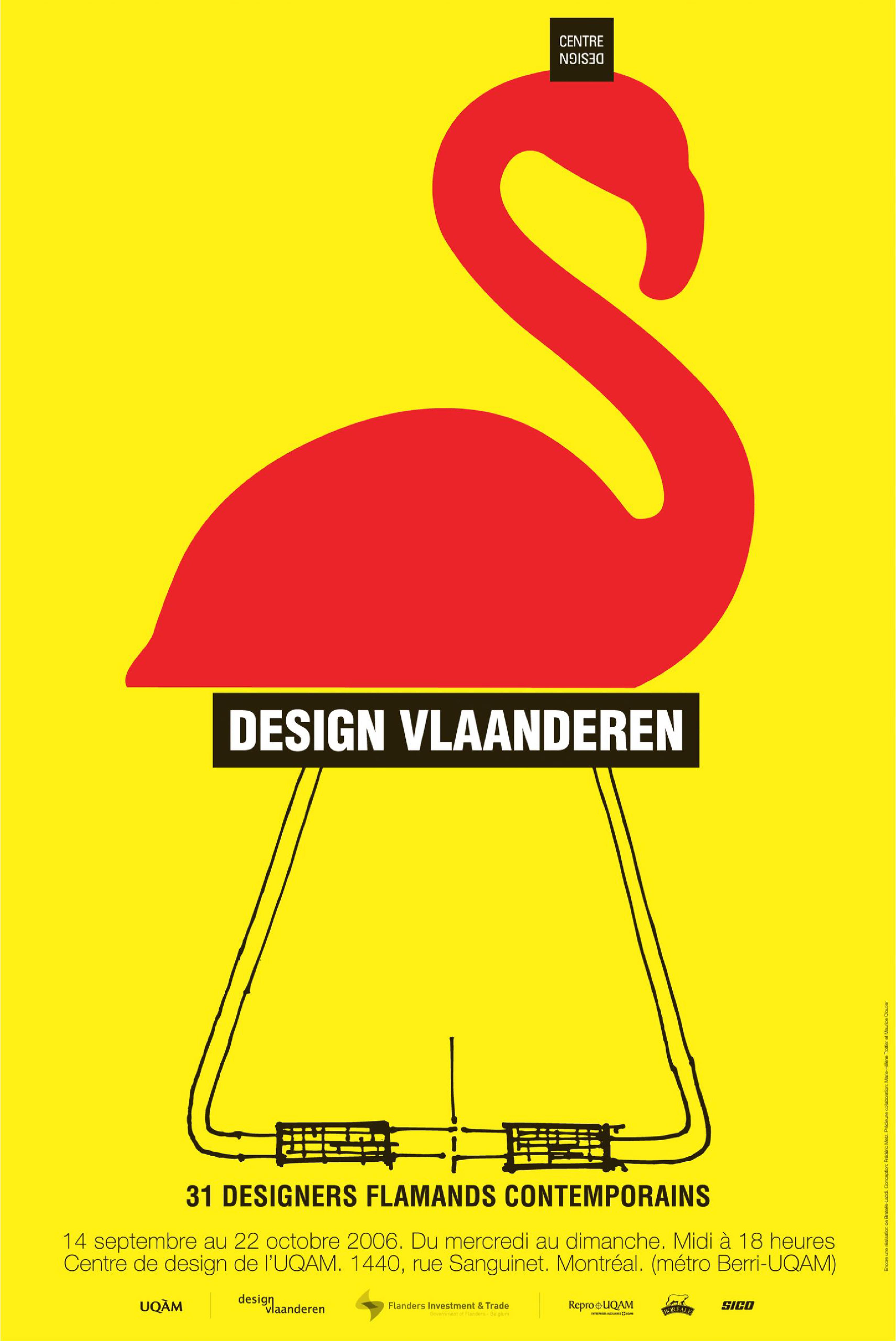 2006 - Exposition - Design Vlaanderen ©Frédéric Metz