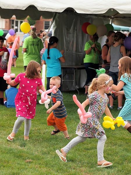 Elizabeth Scott Community Summer Fest 2019