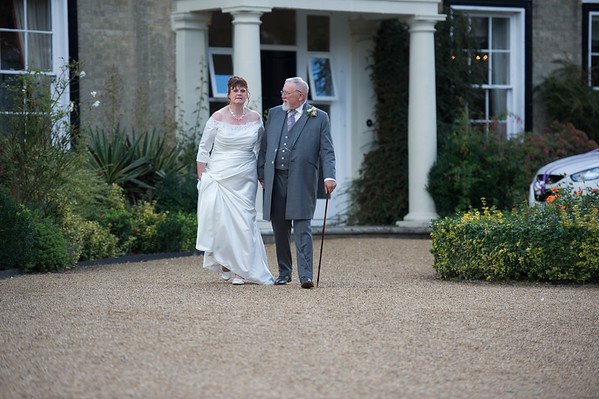 The Wedding of Caroline and David Buxton