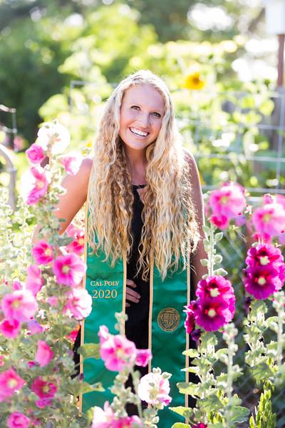 Annie Mae's Cal Poly Graduate