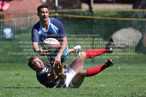 2017 Over 35's Division TIME Rugby Aspen Ruggerfest 50