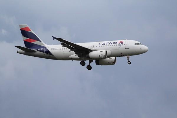 LATAM  Airlines (LA/JJ/LP LU/PZ/XL/4C/4M)