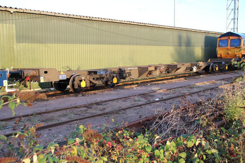 640677 at Peterborough GBRF Depot 29/09/12.